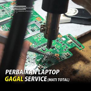 GAGAL SERVICE 1