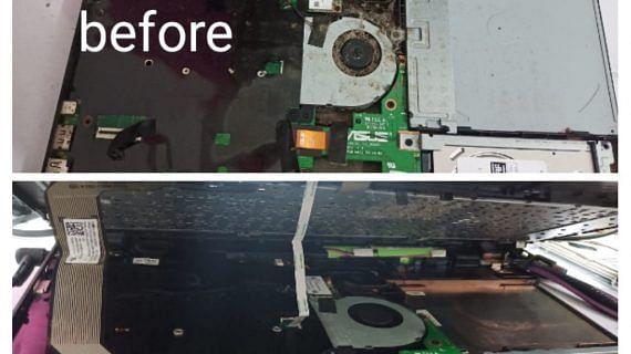 Proses dan Pentingnya Cleaning Laptop