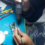 REPAIR IC CPU HANDPHONE YANG MATI