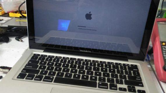 Install Ulang Macbook OS High Siera