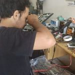 Repair Jalur Keyboard 3 Volt