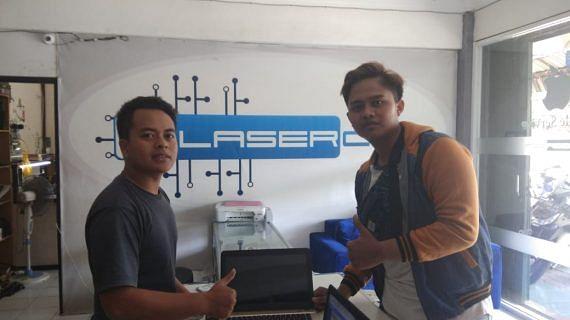 Lasercom Solusi Penjualan Laptop Kalian