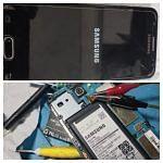 Samsung J5 Prime Mati Setelah Dicek Ternyata Kehabisan Daya Baterai