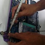 Repair Engsel Laptop Yang Patah
