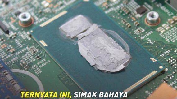 Penyebab Laptop Cepat Panas atau Overheat dan Solusinya