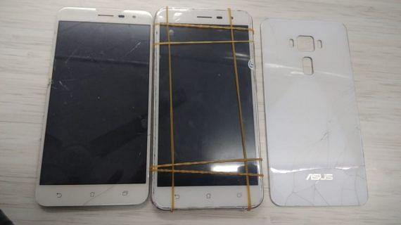 Jasa Pasang LCD dan Backcase Asus Zenfone 3